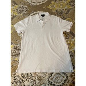 Forever 21 Men's Knitted Polo Size Medium